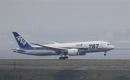 ANA finds faulty wiring on Dreamliner fire extinguishers