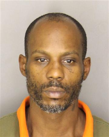 Earl Simmons, 42, also known as the rapper DMX is pictured in this booking photo, released on August 21, 2013, courtesy of Greer, South Carolina city police. Simmons, was arrested on Tuesday, August 20, 2013, near midnight in South Carolina on a previous warrant for driving under a suspended license and a new charge of possession of marijuana. REUTERS/Greer Police Department/Handout