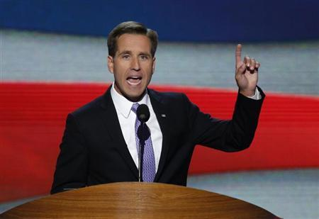 Delaware Attorney General Beau Biden, son of U.S. Vice President Joe Biden, addresses the final session of the Democratic National Convention in Charlotte, North Carolina September 6, 2012. REUTERS/Jason Reed