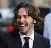 "Writer, director and producer Edgar Wright arrives at the premiere of his movie ""Scott Pilgrim vs. the World"" at the Grauman's Chinese theatre in Hollywood, California, July 27, 2010 file photo. REUTERS/Danny Moloshok"
