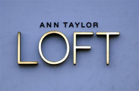 An Ann Taylor Store ''LOFT'' in Encinitas, California is shown here in this May 20, 2008 file photo. REUTERS/Mike Blake
