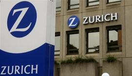 The logo of Zurich Insurance Group is seen at the company's headquarters in Zurich August 27, 2013. REUTERS/Arnd Wiegmann
