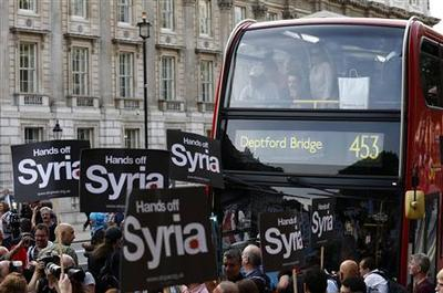 Iraq war ghosts end UK plans to take part in Syria...