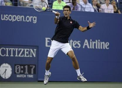 Djokovic - US Open 2013