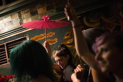 Strip club closes its doors