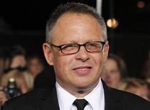 "Director of the movie Bill Condon poses at the premiere of ""The Twilight Saga: Breaking Dawn - Part 2"" in Los Angeles, California in this November 12, 2012, file photo. REUTERS/Mario Anzuoni/Files"