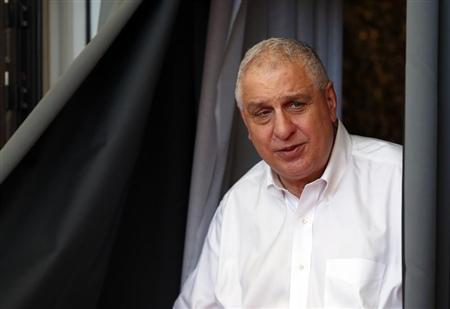 Director Errol Morris arrives for a photocall for the movie ''The Unknown Known'' during the 70th Venice Film Festival in Venice September 4, 2013. REUTERS/Alessandro Bianchi