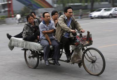 China's wealth gap