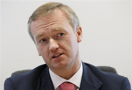 Uralkali CEO Vladislav Baumgertner speaks during the Reuters Russia Investment Summit in Moscow September 13, 2011. REUTERS/Denis Sinyakov