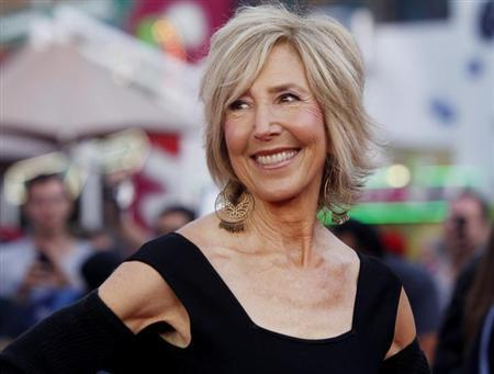 Actress Lin Shaye, one of the stars of the new film ''Insidious Chapter 2'' poses at the film's premiere in Los Angeles, California September 10, 2013. REUTERS/Fred Prouser