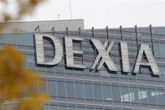 Dexia est entré en négociations exclusives avec New York Life Investments pour la vente de sa filiale de gestion d'actifs Dexia Asset Management. Mercredi FinEx Capital avait indiqué avoir déposé une offre pour Dexia AM. /Photo d'archives/REUTERS/John Schults