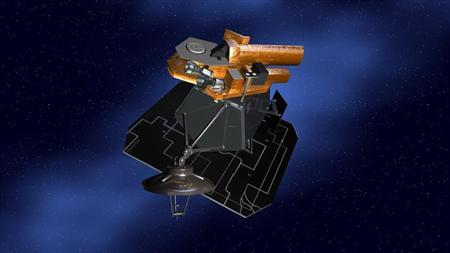 NASA's Deep Impact, a comet research spacecraft, is seen here in an undated NASA artist's concept obtained by Reuters on September 20, 2013. REUTERS/NASA/JPL-Caltech/Handout via Reuters