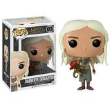 "A Daenerys Targaryen Funko Pop! figure from the HBO series ""Game of Thrones"" is seen in this undated handout photo. REUTERS/HBO Global Licensing/Handout via Reuters"