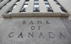 The Bank of Canada building is pictured in Ottawa July 19, 2011. REUTERS/Chris Wattie