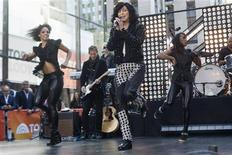 Singer Cher performs on NBC's 'Today' show in New York September 23, 2013. REUTERS/Keith Bedford