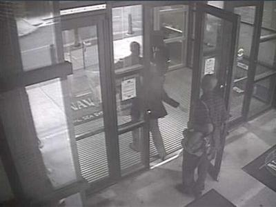 FBI releases video of 'delusional' Navy Yard shooter
