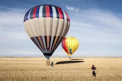 Hot Air Balloon Championships