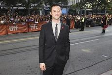 "Director Joseph Gordon-Levitt arrives for the screening of his film ""Don Jon"" at the 38th Toronto International Film Festival in Toronto September 10, 2013. REUTERS/Mark Blinch"