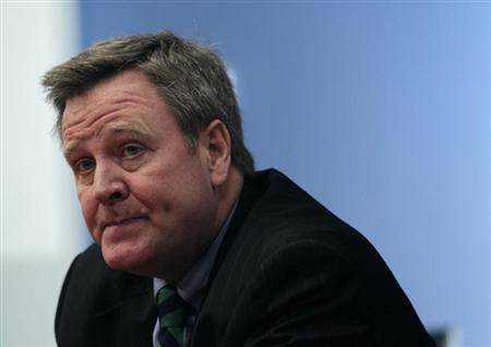 Scott Blackmun, chief executive of the U.S. Olympic Committee, attends the Reuters Global Media Summit in New York November 30, 2010. REUTERS/Brendan McDermid