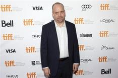 "Actor Paul Giamatti arrives for the film screening of ""12 Years a Slave"" at the 38th Toronto International Film Festival in Toronto, September 6, 2013. REUTERS/Mark Blinch"