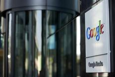 Escritório do Google no centro de Dublin. 8/7/2013 REUTERS/Cathal McNaughton