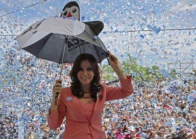 Profile: Cristina Fernandez