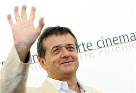 French director Patrice Chereau attends a photocall in Venice in this file September 5, 2005 photo. REUTERS/Alessia Pierdomenico