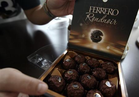 СМИ: Компания Nestle не сможет приобрести шоколадного гиганта Ferrero