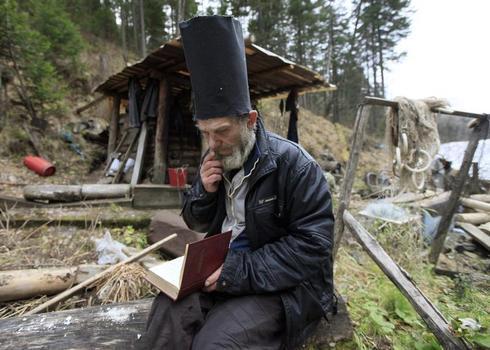 Siberian hermit