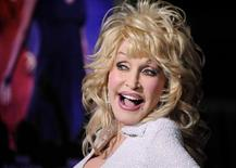 "Actress and singer Dolly Parton arrives at the Hollywood premiere of ""Joyful Noise"" in Los Angeles, California January 9, 2012. REUTERS/Gus Ruelas"