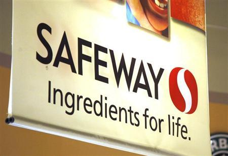 A sign hangs in the local Safeway grocery store in Arvada, Colorado October 14, 2010. REUTERS/Rick Wilking