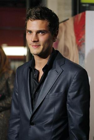 Actor Jamie Dornan arrives at the premiere of ''Marie Antoinette'' in New York October 13, 2006. REUTERS/Eric Thayer/Files