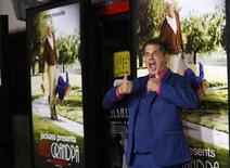 """Режиссер фильма """"Несносный дед"""" Джефф Тремейн на премьере картины в Голливуде, Калифорния, 23 октября 2013 года. Комедия """"Несносный дед"""" заработала за свой первый прокатный уикенд в США и Канаде $32 миллиона и с этим результатом обогнала в рейтинге триллер """"Гравитация"""" с Сандрой Буллок в главной роли. REUTERS/Mario Anzuoni"""