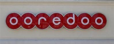 شعار اريد في الدوحة يوم 16 مارس اذار 2013 - رويترز