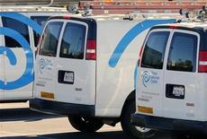 Charter Communications envisage une offre d'achat sur Time Warner Cable avant la fin de cette année, a-t-on appris de plusieurs sources proches du projet. /Photo d'archives/REUTERS/Mike Blake