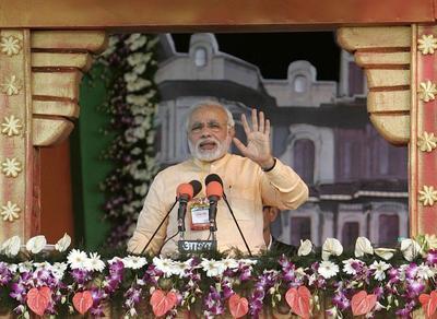 Narendra Modi: a profile