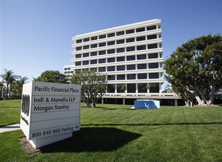 The headquarters of investment firm PIMCO is shown in this photo taken in Newport Beach, California January 26, 2012. REUTERS/Lori Shepler