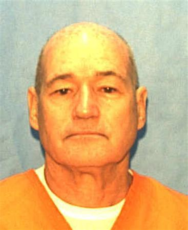 Roy Swafford is pictured in this undated handout photo obtained by Reuters on November 8, 2013. REUTERS/Florida Department of Corrections/Handout via Reuters