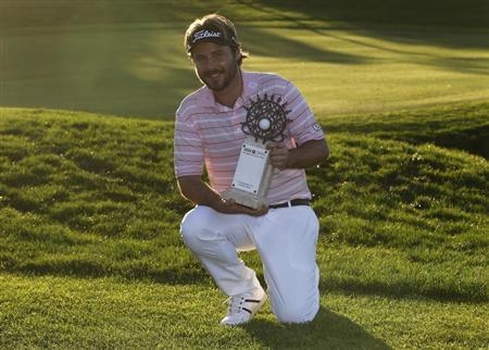 Golf 2013: Victor Dubuisson