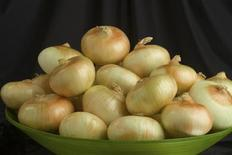 Vidalia onions are pictured in this undated handout photo released to Reuters on November 8, 2013. REUTERS/Vidalia Onion Comittee/Handout via Reuters