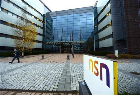 A view shows the headquarters of Nokia Solutions and Networks (NSN), formerly known as Nokia Siemens Networks, in Espoo October 29, 2013. REUTERS/Antti Aimo-Koivisto/Lehtikuva