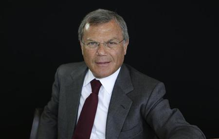 Martin Sorrell, Chief Executive Officer of WPP, attends a Reuters Global Media and Technology Summit in Paris June 14, 2012. REUTERS/Mal Langsdon