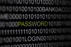 """La palabra """"contraseña"""", en la pantalla de un computador. Fotografía tomada en Berlín. Unos piratas informáticos ligados al colectivo conocido como Anonymous han accedido en secreto a ordenadores del Gobierno de Estados Unidos en distintas agencias y robado información sensible en una campaña que comenzó hace casi un año, advirtió el FBI esta semana. REUTERS/Pawel Kopczynski"""
