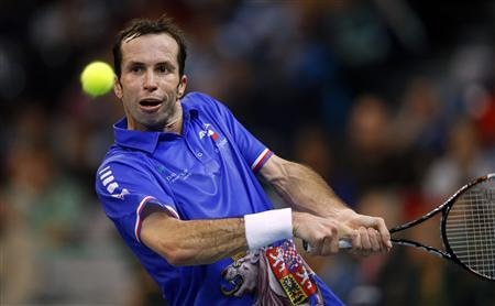 Wily Stepanek guides Czechs to another Davis Cup