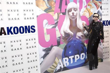 Lady Gaga attends the ''ArtRave'' release event of her new album ''Artpop'' in New York November 10, 2013. REUTERS/Andrew Kelly