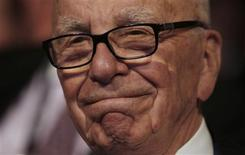 News Corp Chief Executive Rupert Murdoch attends the Wall Street Journal CEO council annual meeting in Washington, November 19, 2013. REUTERS/Jason Reed