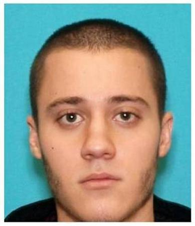 Paul Anthony Ciancia, 23, is pictured in this undated handout photo courtesy of the FBI. REUTERS/FBI/Handout via Reuters