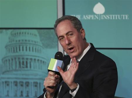 U.S. Trade Representative Michael Froman speaks during the fifth annual Washington Ideas Forum at the Newseum in Washington November 13, 2013. REUTERS/Gary Cameron