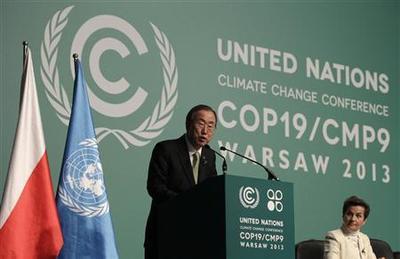 Ban Ki-moon  seeks bold climate pledges at 2014...