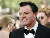 "Nominee Seth MacFarland, the creator of ""Family Guy"", arrives at the 61st annual Primetime Emmy Awards in Los Angeles, California September 20, 2009. REUTERS/Danny Moloshok"
